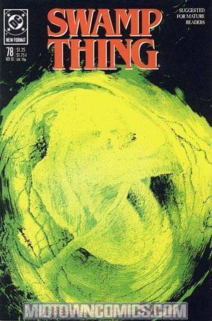 Swamp Thing Vol 2 #78
