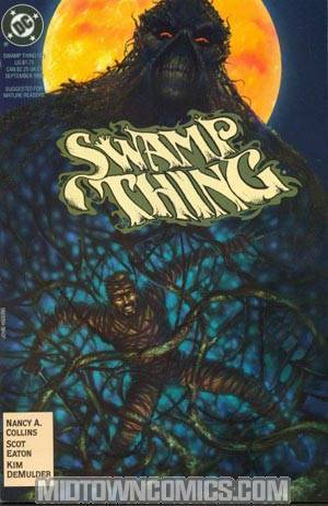 Swamp Thing Vol 2 #123