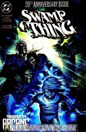 Swamp Thing Vol 2 #125