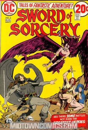Sword Of Sorcery #3