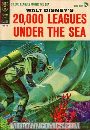 Four Color #614 - 20000 Leagues Under The Sea