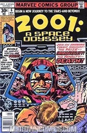 2001 A Space Odyssey #6