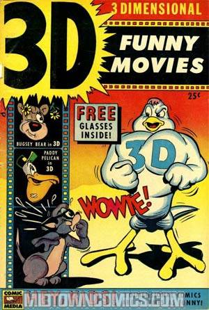 3-D Funny Movies #1