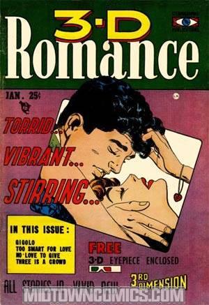 3-D Romance #1