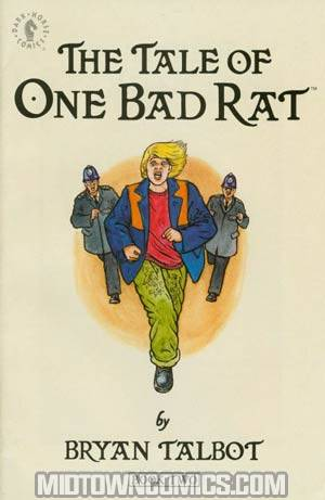 Tale Of One Bad Rat #2