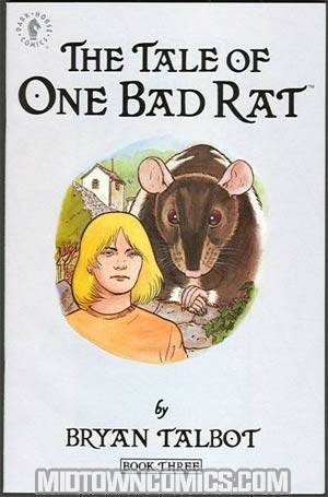 Tale Of One Bad Rat #3