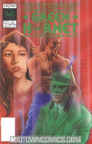 Tales Of The Green Hornet #2
