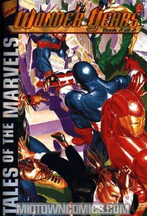Tales Of The Marvels Wonder Years #2