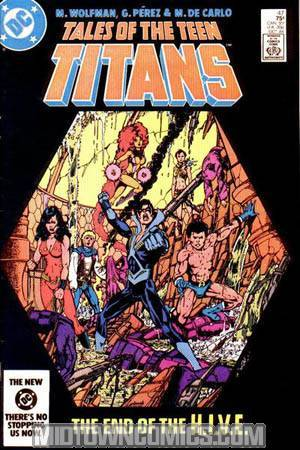 Tales Of The Teen Titans #47
