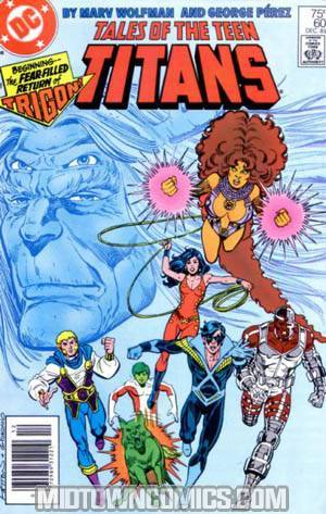 Tales Of The Teen Titans #60