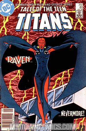 Tales Of The Teen Titans #61