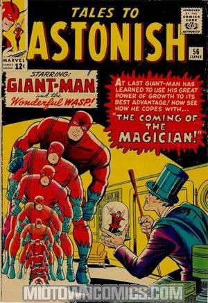 Tales To Astonish #56