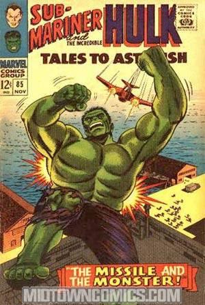 Tales To Astonish #85