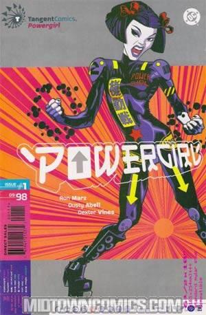 Tangent Comics Powergirl #1