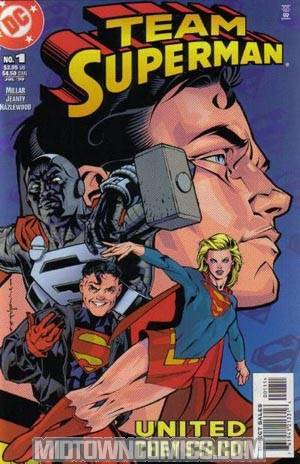 Team Superman #1