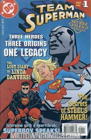 Team Superman Secret Files #1