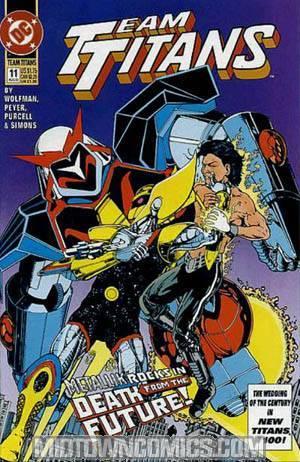 Team Titans #11