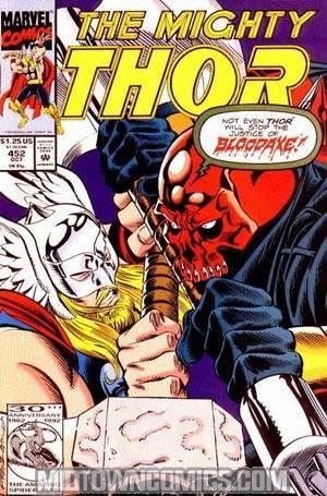 Thor Vol 1 #452