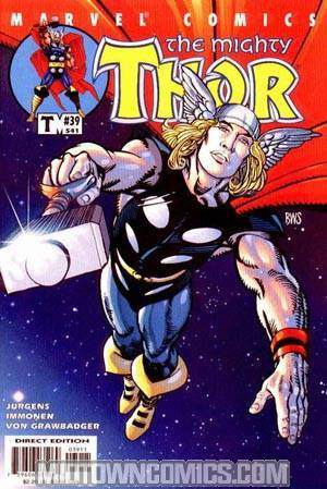 Thor Vol 2 #39 Cover A 1st Ptg