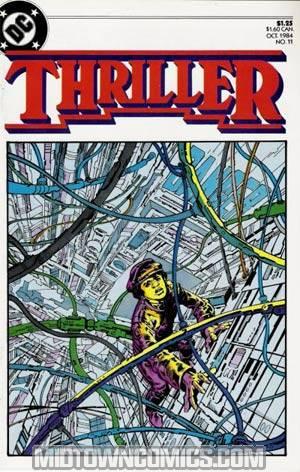 Thriller #11