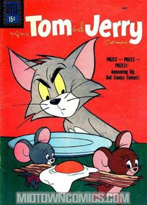 Tom And Jerry #202