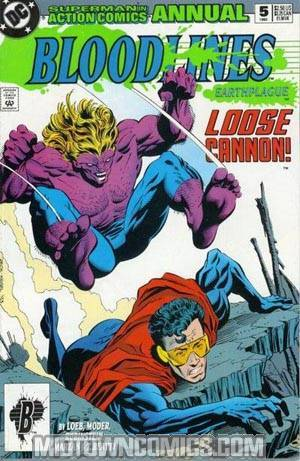 Action Comics Annual #5
