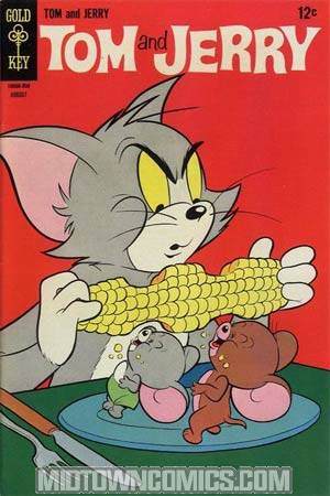 Tom And Jerry #241