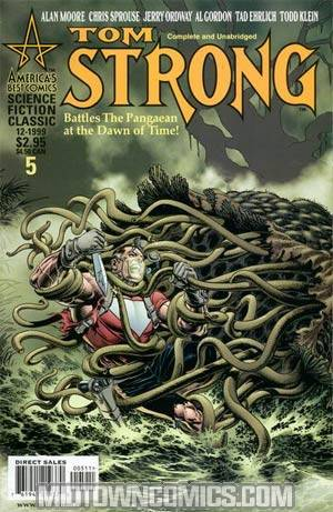 Tom Strong #5