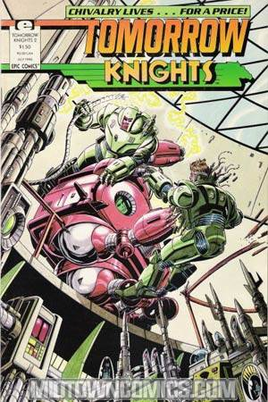 Tomorrow Knights #2