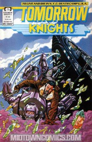 Tomorrow Knights #5