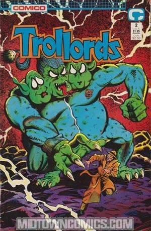 Trollords Vol 2 #2