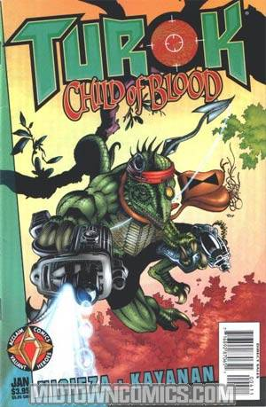 Turok Child of Blood #1