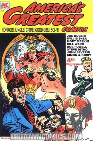 Americas Greatest Comics #4