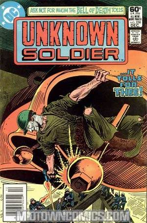 Unknown Soldier #258