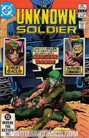 Unknown Soldier #266