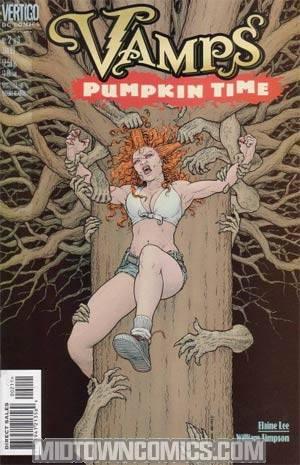 Vamps Pumpkin Time #2