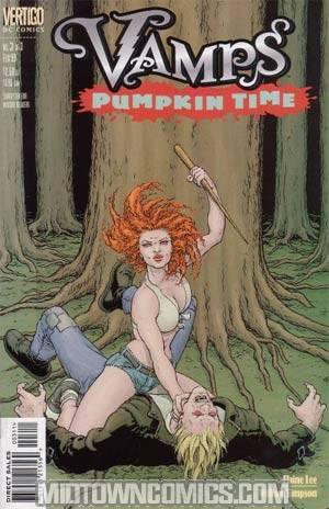 Vamps Pumpkin Time #3