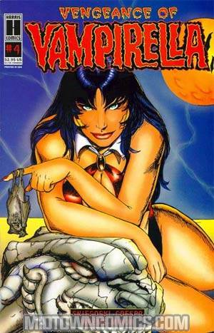 Vengeance Of Vampirella #4