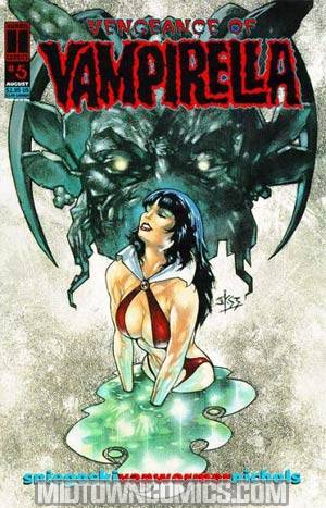 Vengeance Of Vampirella #5
