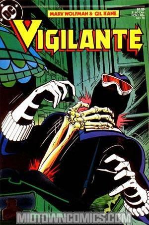 Vigilante #12