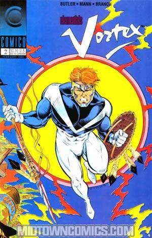 Vortex (Comico) #2