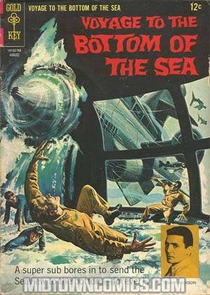 Voyage To The Bottom Of The Sea #9