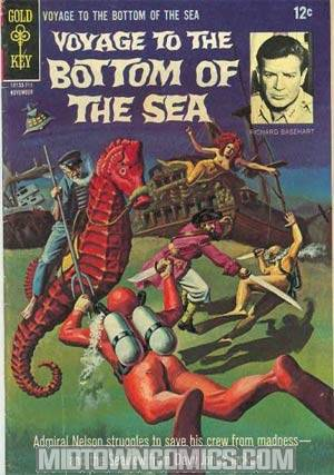 Voyage To The Bottom Of The Sea #10