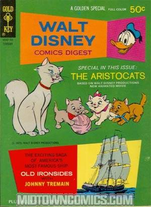 Walt Disney Comics Digest #27