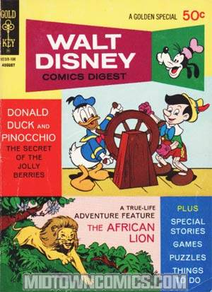 Walt Disney Comics Digest #30