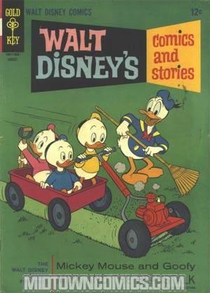 Walt Disneys Comics And Stories #311