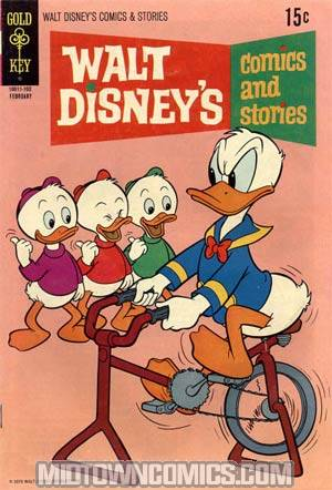 Walt Disneys Comics And Stories #365