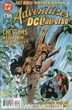 Adventures In The DC Universe #3