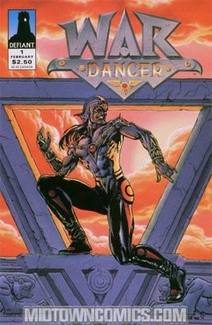 War Dancer #1