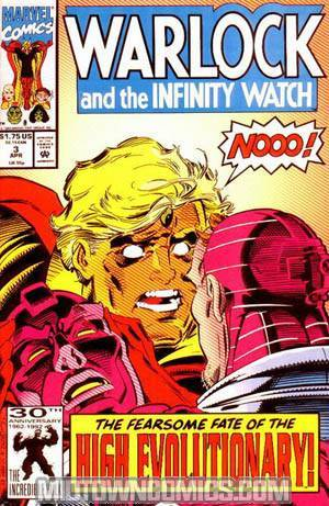 Warlock And The Infinity Watch #3